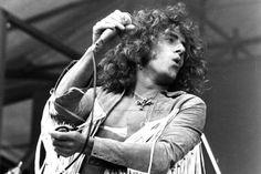70s Rock Legends: Roger Harry Daltrey. Born1 March 1944. Hammersmith, London