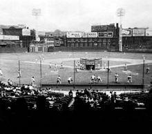 Crosley Field - Wikipedia, the free encyclopedia