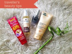 These are my fav products after my summer travels!