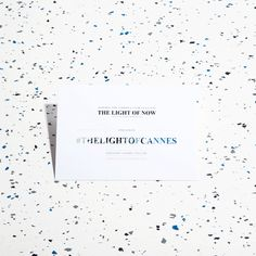 Night to day and every day, The Light of Now follows the unique light of Cannes, a mixture of Mediterranean sun and red carpet spotlight. #Thelightofnow #Thelightofcannes