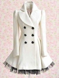 Fabric:Blends Size Available:S/M/L/XL/XXL  The below is this coat size information, you can also ch
