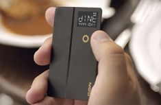 Card Master: Slim Device Stores All of Your Card Details | Gadgets, Science