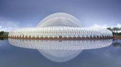 Un estructura muy interesante, realizada con una pauta circular