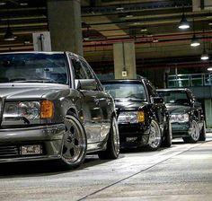 Mercedes W201 / W124