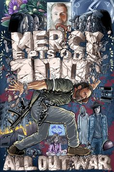 Mercy -Ver B by batmankm on DeviantArt Walking Dead Quotes, Fear The Walking Dead, Comic Book Covers, Comic Books, Comic Art, Walking Dead Wallpaper, Big Scary, Stuff And Thangs, Image Comics