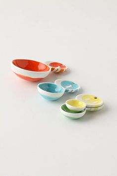 Measuring spoons from anthropologie