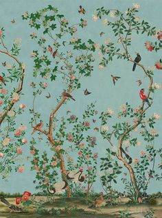 About our chinoiserie wallpapers — Allyson McDermott home decor room furniture shui home design interior design rooms studio design decorating Bathroom Wallpaper, Of Wallpaper, Designer Wallpaper, Classic Wallpaper, Wallpaper Panels, Pattern Wallpaper, Chinese Wallpaper, Chinoiserie Wallpaper, Chinoiserie Fabric