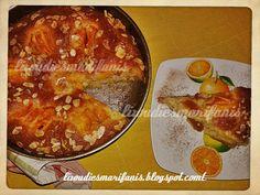 Οι λιχουδιές της Μαριφάνης: Ροδακινόπιτα σιροπιαστή Cookbook Recipes, Cooking Recipes, Greek Recipes, Sweet Tooth, French Toast, Deserts, Sweet Home, Breakfast, Cake