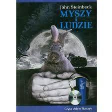 Znalezione obrazy dla zapytania myszy i ludzie książka