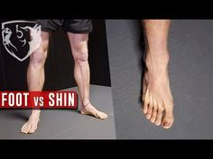 Martial arts styles sometimes contradict each other -- in this case: which part should you strike with when throwing a roundhouse kick? The shin or the foot? Roundhouse Kick, Martial Arts Styles, Kick Boxing, Kicks, Lol, Sport, Board, Fitness, Youtube