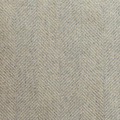 de Le Cuona HornBuckle - Sky Woven Wool Herringbone