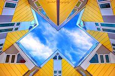 Kubuswoningen Rotterdam, Netherlands https://www.facebook.com/goodallphoto #cubehouse, #house, #rotterdam, #cubehouserotterdam, #architecture, #cube, #cubichouse, #cubehouses, #cubichouses, #kubuswoningen, #netherlands, #nederland, #holland, #pietblom, #unique, #rare, #unusual, #weird, #overblaakstreet, #blaak