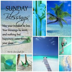 Sunday blessings Beautiful Collage, Beautiful Words, Happy Sunday Quotes, Morning Quotes, Goin Coastal, Weekend Greetings, Hello Sunday, Heart Place, Catholic Religion