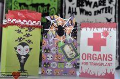bcuzuluvme blog Halloween treat bags