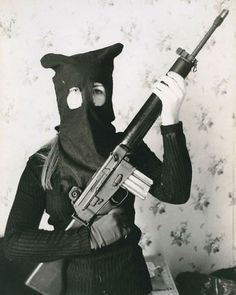"""these-beautiful-losers: """" IRA (Irish Republican Army) rebel, anonymous photograph, """" House Designs Ireland, Northern Ireland Troubles, Irish Republican Army, Republican News, Castles In Ireland, War Photography, Exhibition, Expositions, History"""