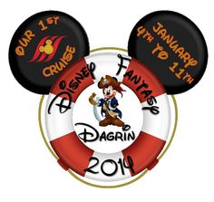 Individual~~Custom Designed Stateroom Door Magnets Disney Cruise Line on Etsy, $10.50
