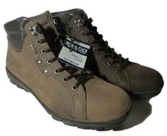Italian low boots for men, with Goretex, made in Italy by Igi&Co