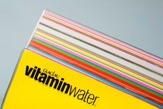 After in the market vitaminwater asked Collins to revitalize their brand with a refreshed strategy, design system and visual language. The brand needed an injection of energy in order to keep competing with the high number of copycat brands. Print Design, Web Design, Logo Design, Brand Book, Publication Design, Design System, Brand Guidelines, Print Logo, Corporate Design