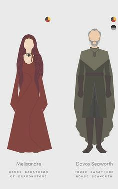 "Infographic: An Illustrated Guide To ""Game Of Thrones"" 