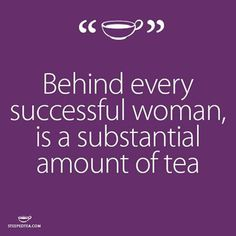 Winspiration Wednesday: Tea has never been this empowering!