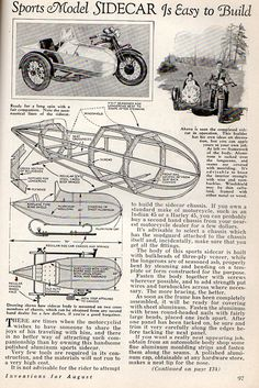 Build a sidecar