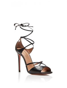 f8995fb370f78 Lace-up in our sophisticated Nathalie sandal. This chic