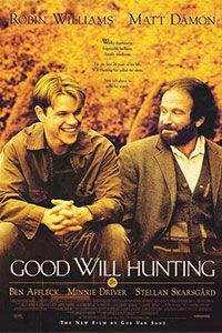 Good Will Hunting - 10.19.14 and 10.22.14 only!