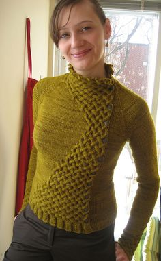 Beautiful sweater pattern
