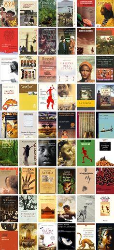 Guía mundial de lecturas (II) ÁFRICA   Las Lecturas de Mr. Davidmore