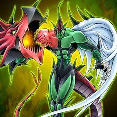 Héroe Elemental alado con llamas