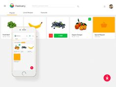 Fastivery Online Grocery Store