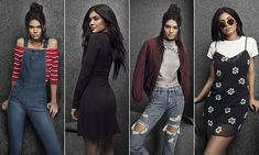 Kendall and Kylie Jenner proudly model new '90s-inspired line for PacSun