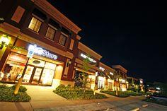 Parkside Drive Shopping Center, 2015