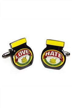 Marmite® Cufflinks for Rory Next Gifts, Best Gifts For Her, Gifts For Him, Next Fashion, Men's Fashion, Next Mens, Latest Handbags, Calorie Counter, Marmite