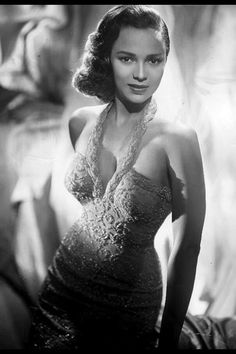Dorothy Dandrige,famous black actress