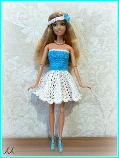 Одежда для кукол/Barbie/Paola Reinа