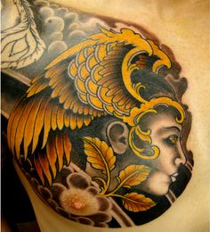 gold color tattoo - Căutare Google