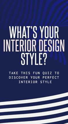 When it comes to creating a beautiful home are you crazy for colour or mad for minimalism? Take our fun quiz to discover your perfect interior style and unlock your inspirational interior style Pinterest board. #IWANTTHATSTYLE