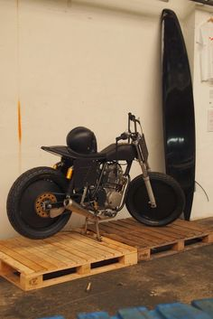 Solid Wheel Street Tracker