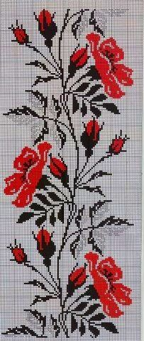This Pin was discovered by Окс Folk Embroidery, Cross Stitch Embroidery, Embroidery Patterns, Loom Beading, Beading Patterns, Cross Stitch Designs, Cross Stitch Patterns, Motifs Perler, Cross Stitch Boards