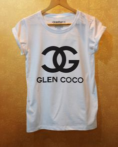 You Go GLEN COCO Mean Girls printed Punk Pop Rock T-Shirt Ladies Md. REALLY WOULD LOVE THIS!!!! $15.99