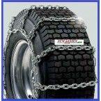 Catene da neve ruota trattorino 1-9611 PEERLES misura 6.00x6 coppia