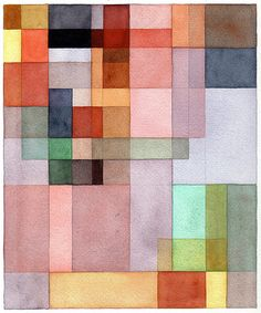 untitled (August 2011 no. 2) | Watercolor on Arches cp water… | Flickr