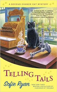 """Read """"Telling Tails"""" by Sofie Ryan available from Rakuten Kobo. In this novel in the New York Times bestselling Second Chance Cat Mystery series, secondhand shop owner Sarah Grayson an. Mystery Series, Mystery Books, Series 4, Good Books, Books To Read, Reading Books, Reading Lists, Book Lists, Penguin Random House"""