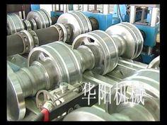 steel deck floor machine