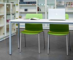 http://spacio.es/mobiliariodeoficina/mesasdeoficina/mesa-colectiva/  Spacio Muebles de Oficina | Mesa Colectiva | Spacio Muebles de Oficina