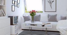 Comment décorer votre petit appartement sans l'encombrer ? Comment le faire paraitre plus grand qu'il n'est en réalité ? Et surtout comment optimiser l'espace en alliant fonctionnalité et confort ? Voici quelques trucs et astuces à harmoniser avec votre p