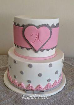 Azra'nın pastası/ Cake / Fondand/ sugarart