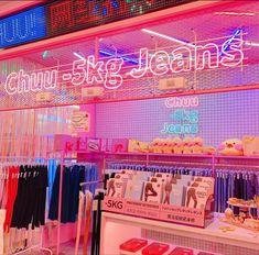 Raw Photo, Neon Signs