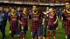 Decepción tras la derrota en la final de la Copa del Rey | FC Barcelona